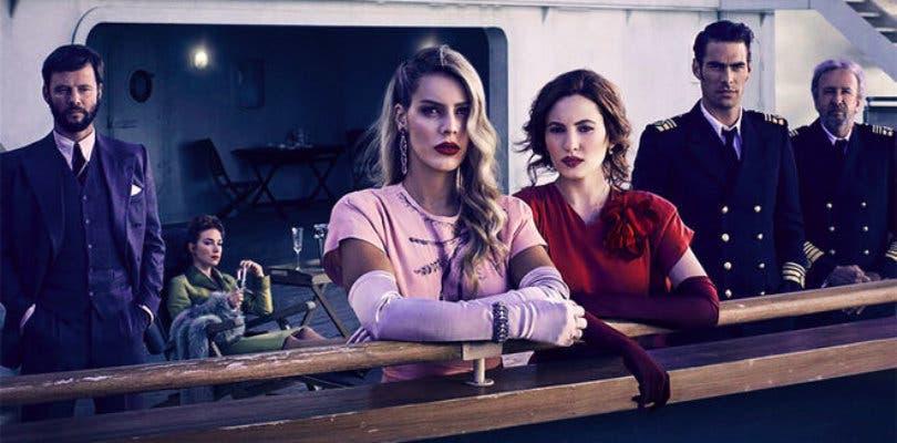 Ya se conoce la fecha de estreno de Alta Mar, la nueva serie española de Netflix