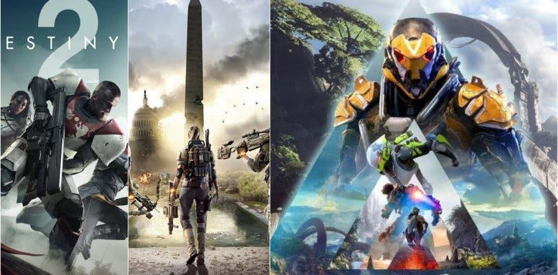 BioWare podría estar fijándose en The Division 2 y Destiny para mejorar Anthem