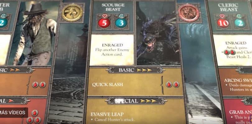 Bloodborne: The Board Game presenta un tráiler de su propuesta con imágenes del contenido de este juego de mesa