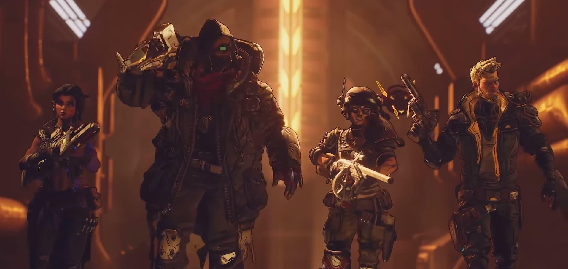 """Imagen de Gearbox recalca que """"Borderlands 3 es mucho más grande que Borderlands 2"""""""