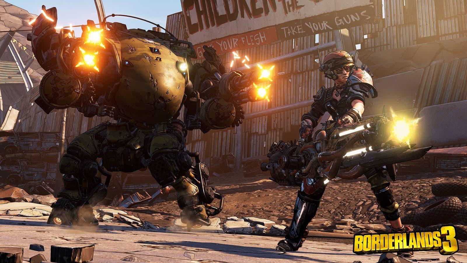 Imagen de Borderlands 3 recibirá cuatro DLCs con enfoque argumental