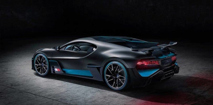 The Crew 2 anuncia la llegada del potente modelo de Bugatti 'Divo'