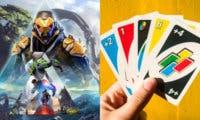 Anthem tiene menos visitas en Twitch que el juego de cartas UNO