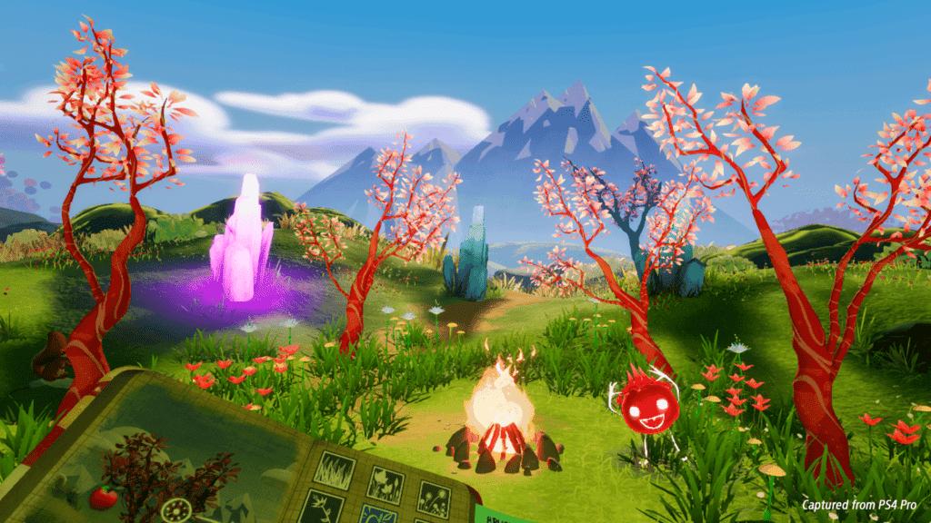 Imagen de Concrete Genie detalla dos curiosos modos de juego VR con los que contará además de su campaña principal