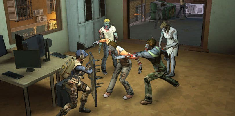 Dawn of Survivors llevará su apocalipsis zombie a Switch esta semana