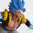 Gogeta deslumbra en la nueva figura de Dragon Ball Super: Broly