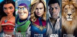 Disney+: Listado completo de películas, series y documentales