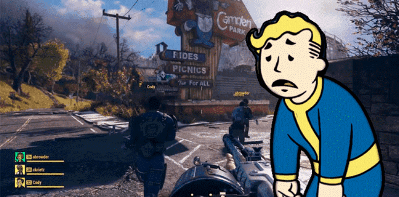 Fallout 76 añade micropagos «pay to win» incumpliendo su promesa de no hacerlo jamás