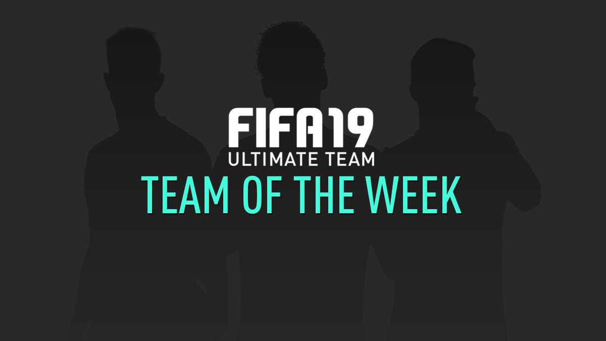 Imagen de EA Sports anuncia el TOTW 31 de FIFA 19 Ultimate Team