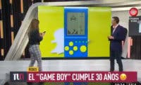 Un programa argentino de televisión confunde la Game Boy con otra consola
