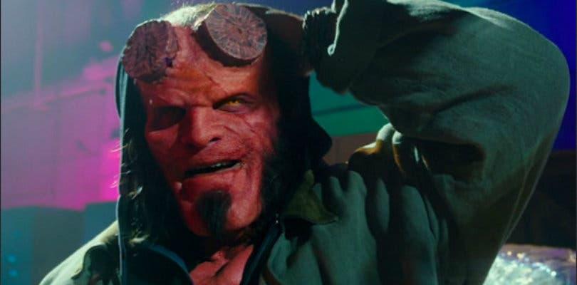 Hellboy se estrella con un 10% de aprobación en Rotten Tomatoes