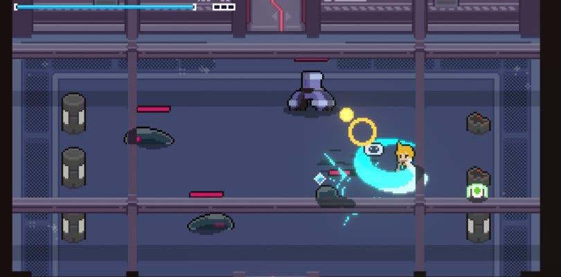 Alpha, un complejo desafío arcade y retro que llegará a la eShop esta semana