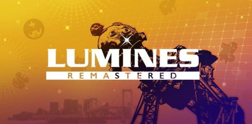 Limited Run Games podría anunciar pronto una edición en formato físico de Lumines Remastered