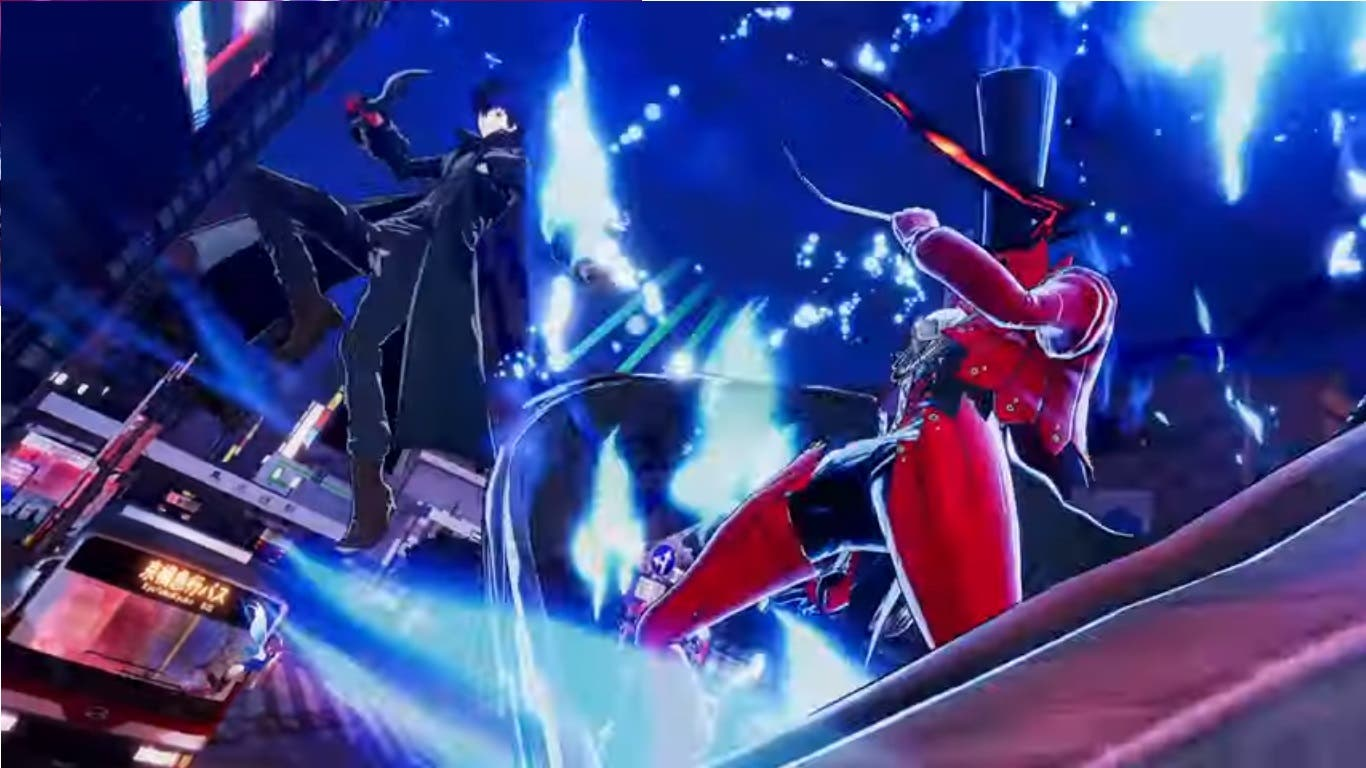 Imagen de Persona 5 Scramble: The Phantom Strikers es anunciado para PS4 y Switch