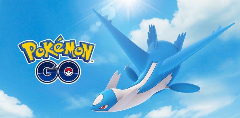 La próxima incursión de Pokémon GO introducirá a Latios en la aplicación