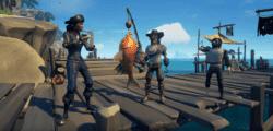 Sea of Thieves presenta en vídeo el contenido de la ansiada Anniversary Update, disponible en unos días