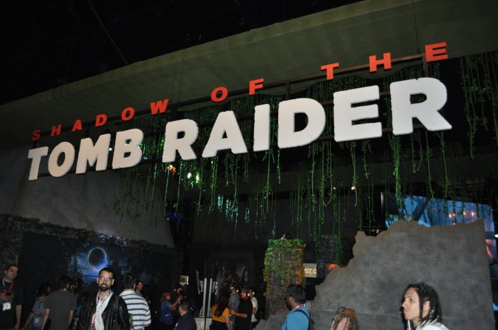 shadow of the tomb raider e3 2018 areajugones
