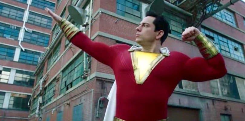 Warner Bros. pone en marcha ¡Shazam! 2