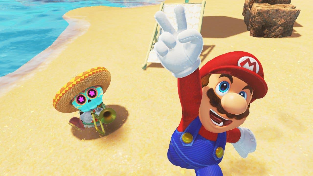 Imagen de Super Mario Odyssey suma un nuevo logro de ventas en Japón