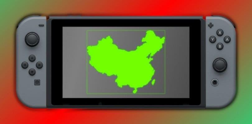 Confirmado: Nintendo Switch se venderá en China a través de Tencent
