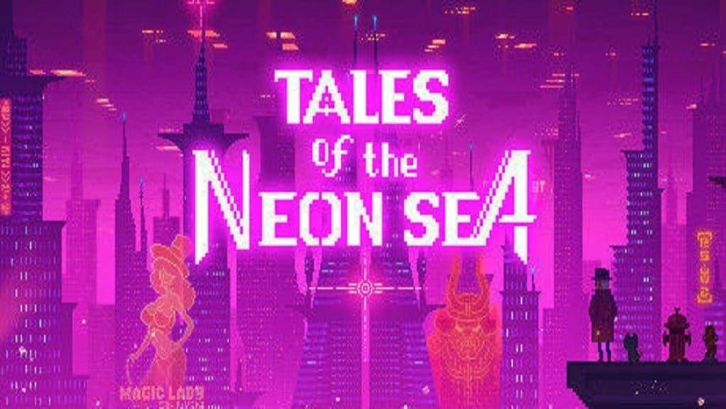 La aventura pixel art Tales of the Neon Sea llegará también a Switch y  PlayStation 4