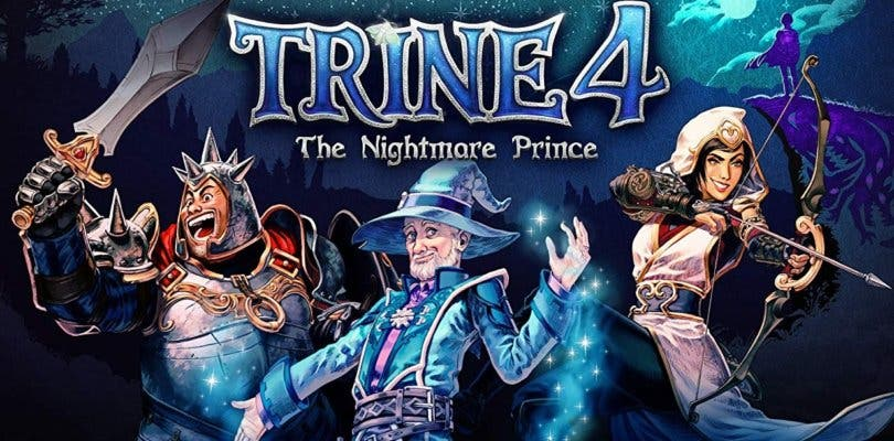 Resultado de imagen de portada Trine 4: The Nightmare Prince nintendo switch