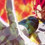 Dragon Ball Xenoverse 2 recibirá a Vegeta Super Saiyan Dios como DLC