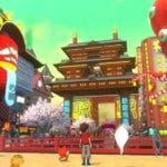 Yo-kai Watch 4 muestra un escenario, personajes y nuevos Yo-kai