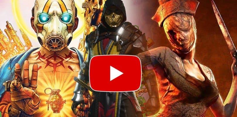 Borderlands 3, Konami, bombazos de 2019: los mejores vídeos de YouTube de la semana