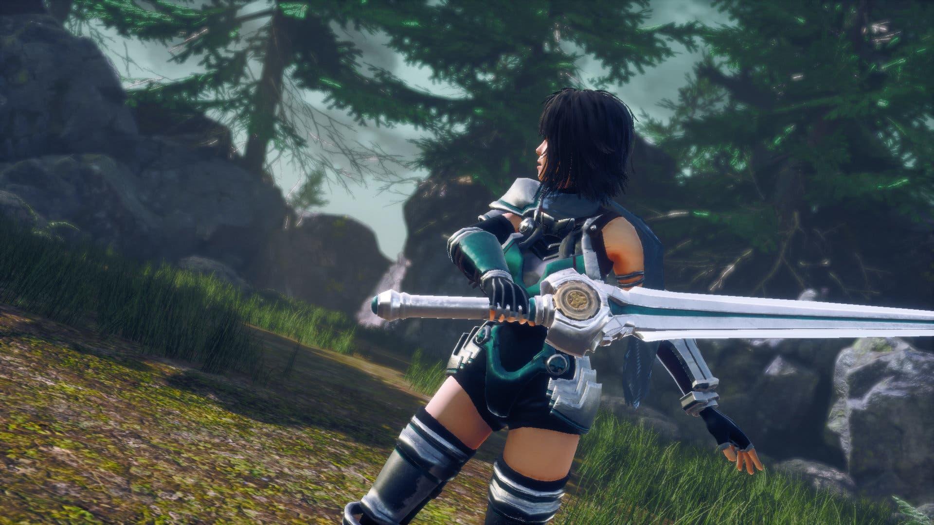 Imagen de AeternoBlade II nos deja con un nuevo tráiler con más acción y personajes en combate