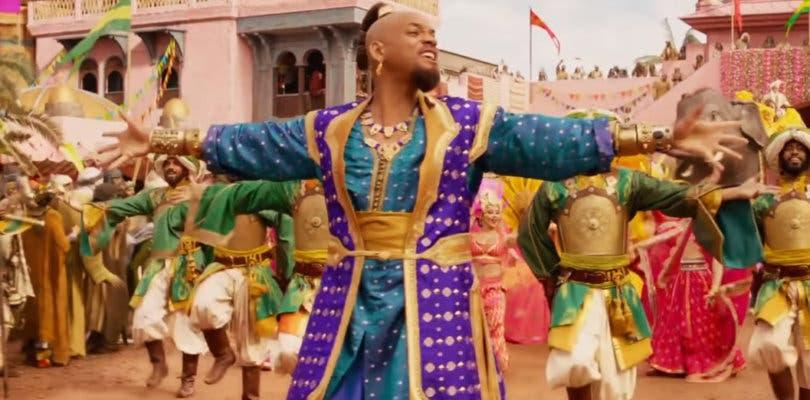 Will Smith canta 'Príncipe Alí' en el nuevo clip de Aladdín