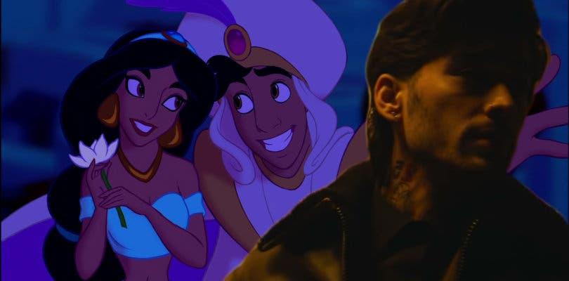 Así suena 'Un mundo ideal' modernizado en el nuevo cover para Aladdin