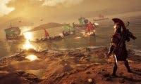 Assassin's Creed Odyssey revela los contenidos de su actualización de mayo