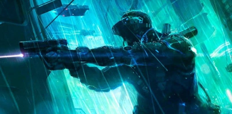Conglomerate 451, el dungeon crawler cyberpunk, fecha su Early Access