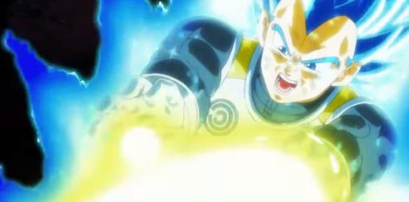 Crítica Dragon Ball Heroes episodio 11: Dios Vegeta