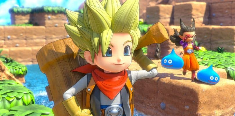 Dragon Quest Builders 2 imagen destacada