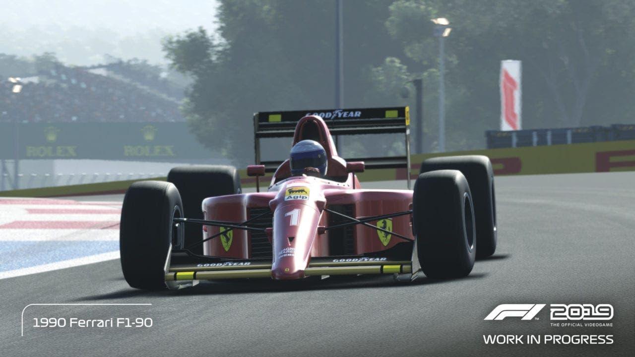 Imagen de F1 2019 llega a Steam gratuitamente por tiempo limitado