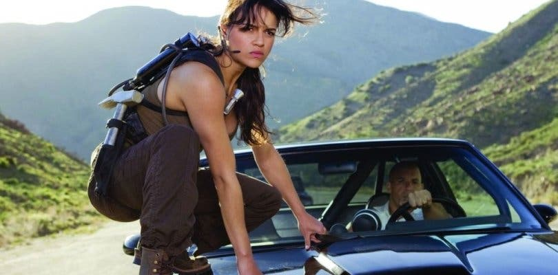 Michelle Rodriguez sí estará en 'Fast & Furious 9'