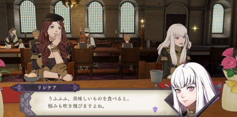 Nintendo acude a su cita diaria con Fire Emblem: Three Houses y nos presenta a Lysithea