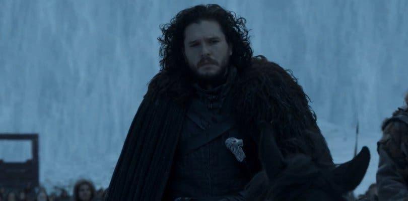 ¿Qué pasa con Jon Nieve/Snow al final de Juego de Tronos?