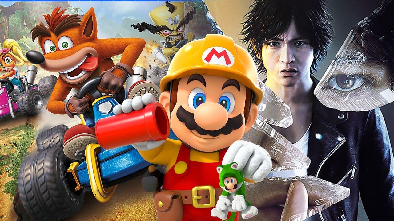 Imagen de Bloodstained, Judgment, Super Mario Maker 2: Los lanzamientos más esperados del mes de junio