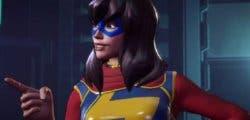 Ms. Marvel salta a la lucha en un nuevo vídeo de Marvel Ultimate Alliance 3: The Black Order