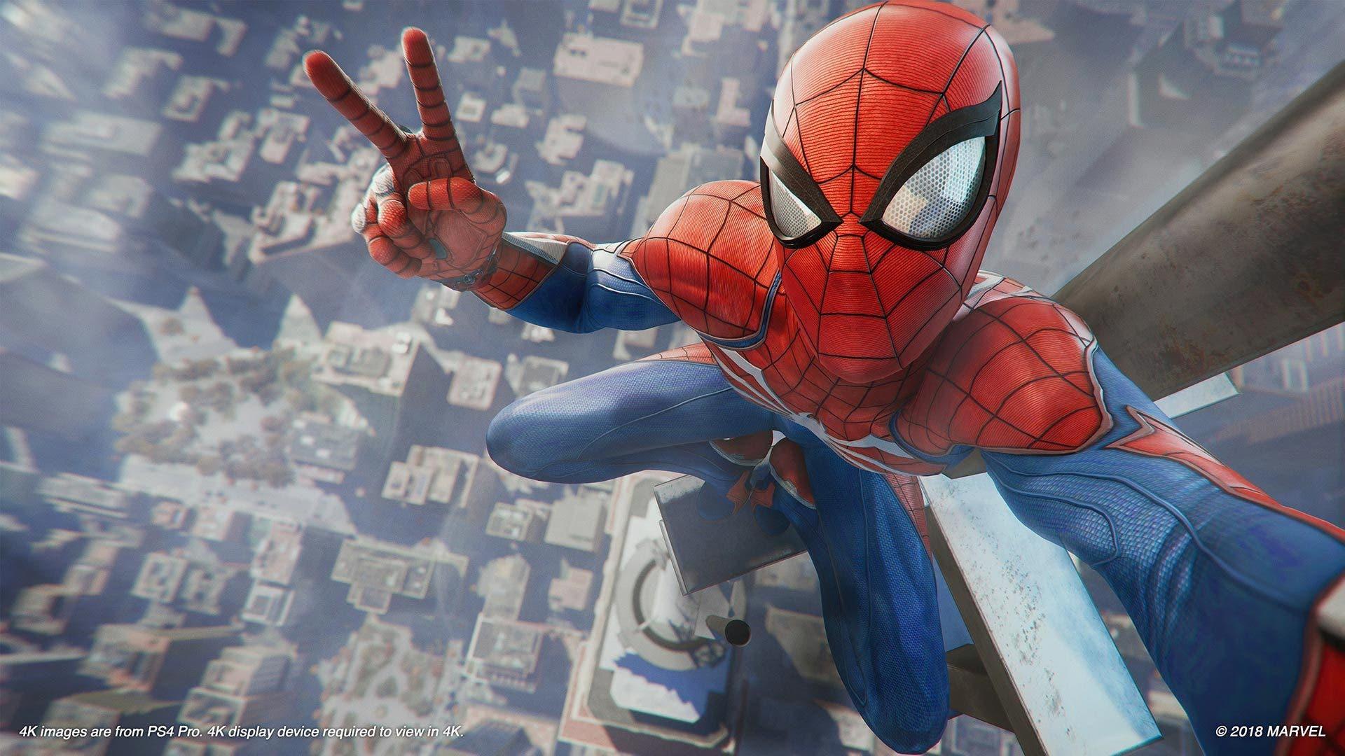 Imagen de Marvel's Spider-Man - Guía de trofeos