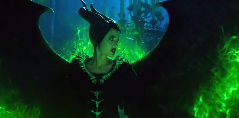 Angelina Jolie vuelve como la gran villana Disney en el primer tráiler de Maléfica 2