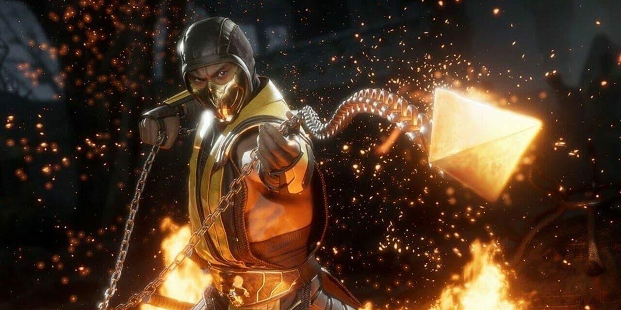 Imagen de Al director de Mortal Kombat 11 le gustaría ver a Scorpion en Super Smash Bros. Ultimate