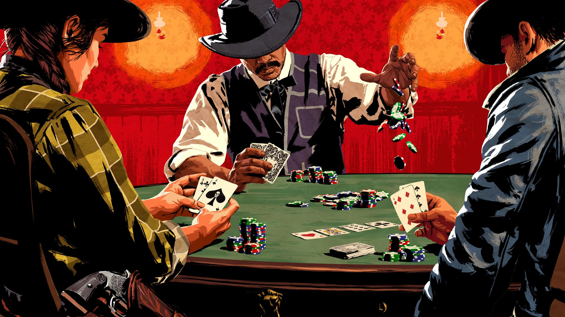Imagen de Red Dead Redemption 2 será juego de lanzamiento de Google Stadia; no llegará a Steam hasta diciembre