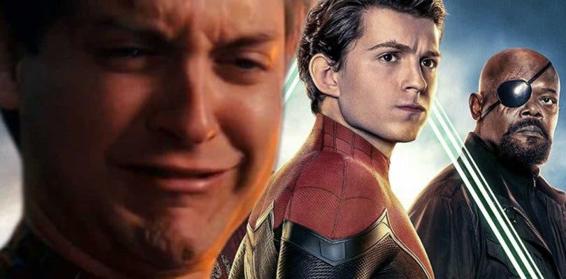 """Los fans se burlan de los """"cuestionables"""" pósteres de Spider-Man: Lejos de casa"""