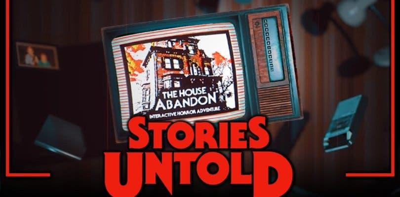 Stories Untold ya se encuentra de forma gratuita en la Epic Games Store