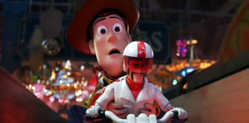 Toy Story 4 emprende la aventura final en su último tráiler