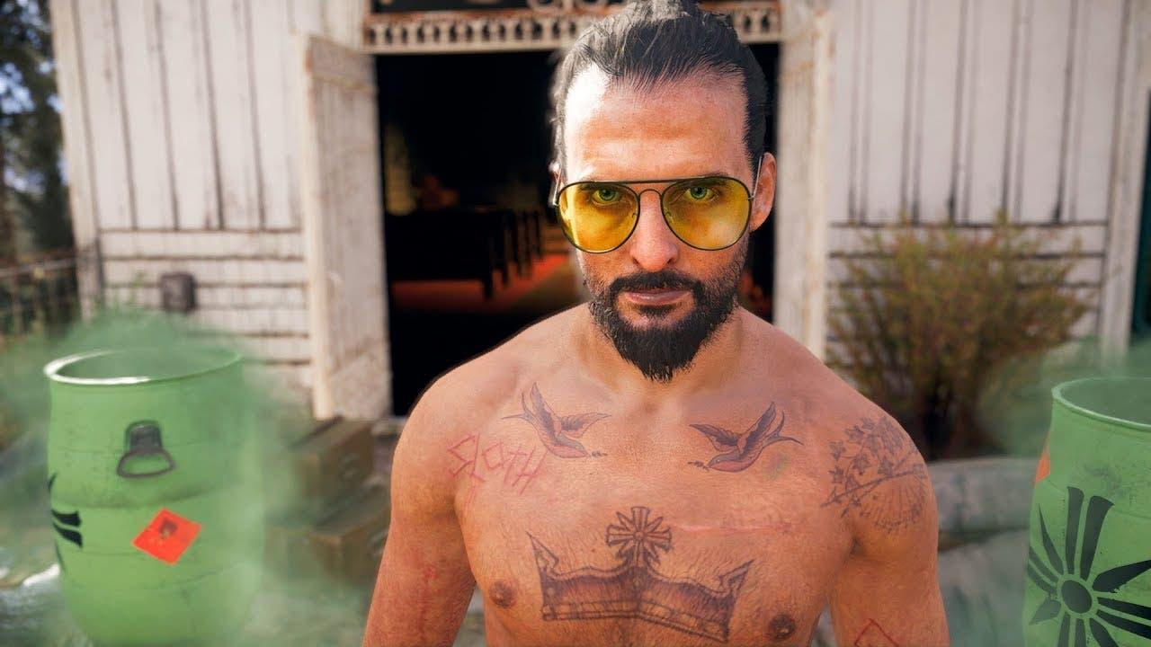 Imagen de Ubisoft ya estaría trabajando en Far Cry 6 y en otro spin-off de Far Cry 5